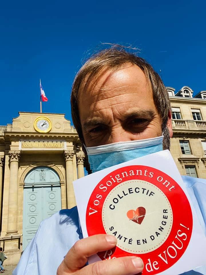 Album Photo Collectif Santé en Danger