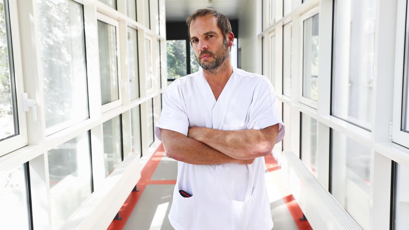 Arnaud Chiche - fondateur Collectif Santé en Danger